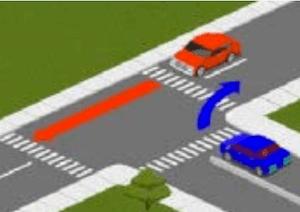 حق تقدم رانندگی