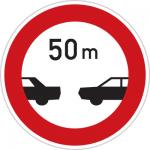 رعایت فاصله کمتر از ۵۰ متر ممنوع