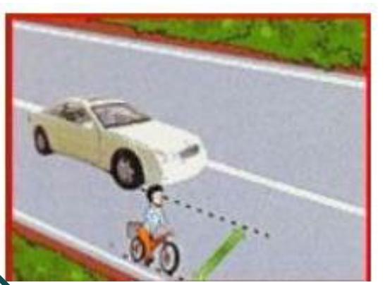 نمونه سوالات آزمون راهنمایی و رانندگی