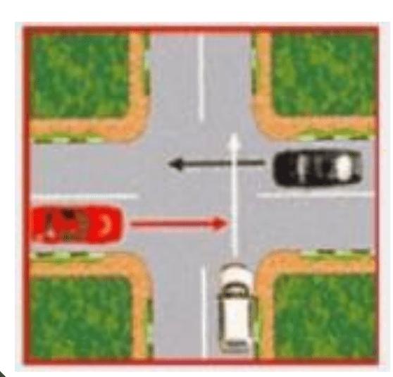 نمونه سوالات آیین نامه رانندگی پایه سوم